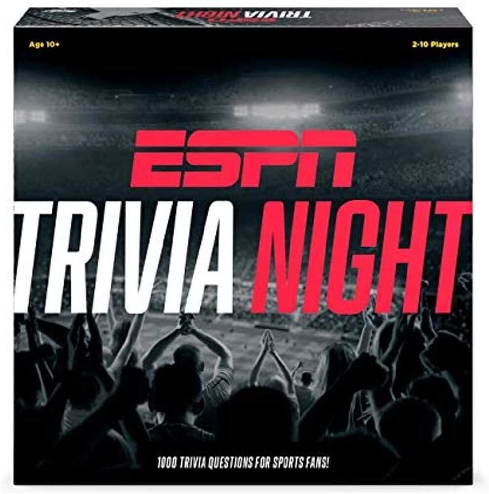- Espn - Trivia Night (Vfig) (Wbdg)