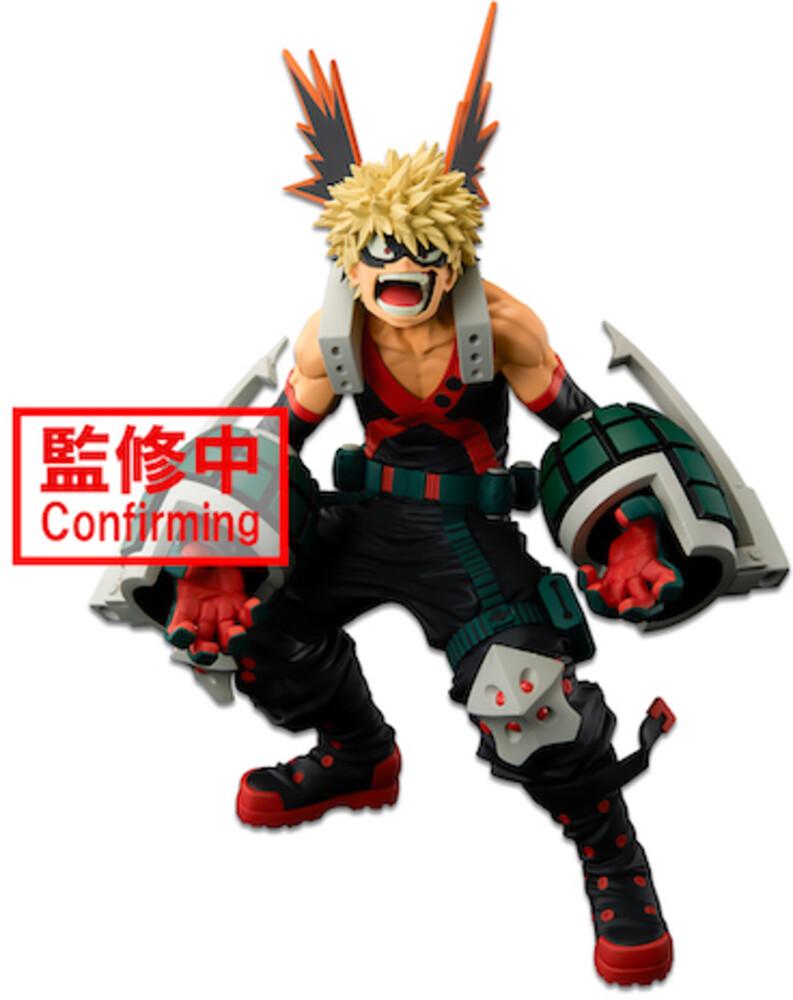 - My Hero Wfc Super Master Starkatsuki Bakugo Anime