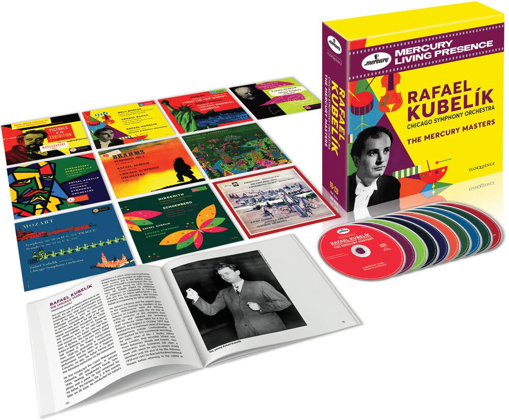 Rafael Kubelik - Mercury Masters (Box) (Aus)