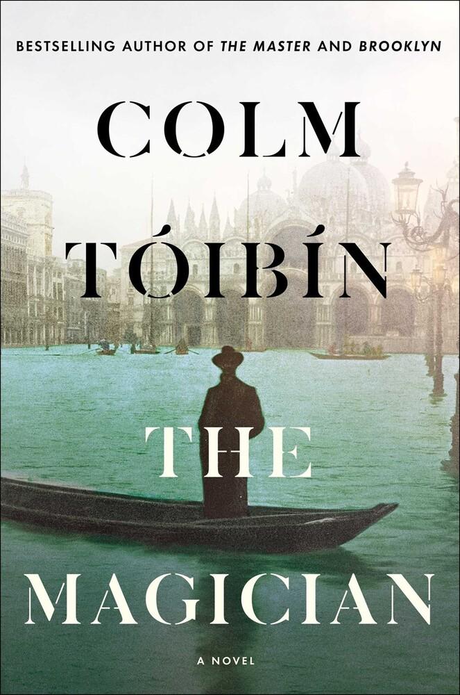 Colm Toibin - Magician (Hcvr)