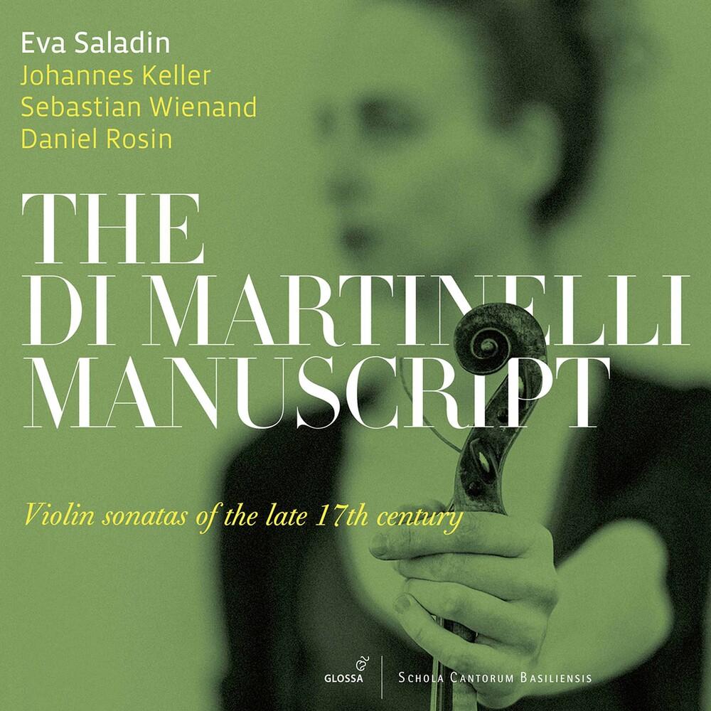 Di Martinelli Manuscript / Various - Di Martinelli Manuscript / Various