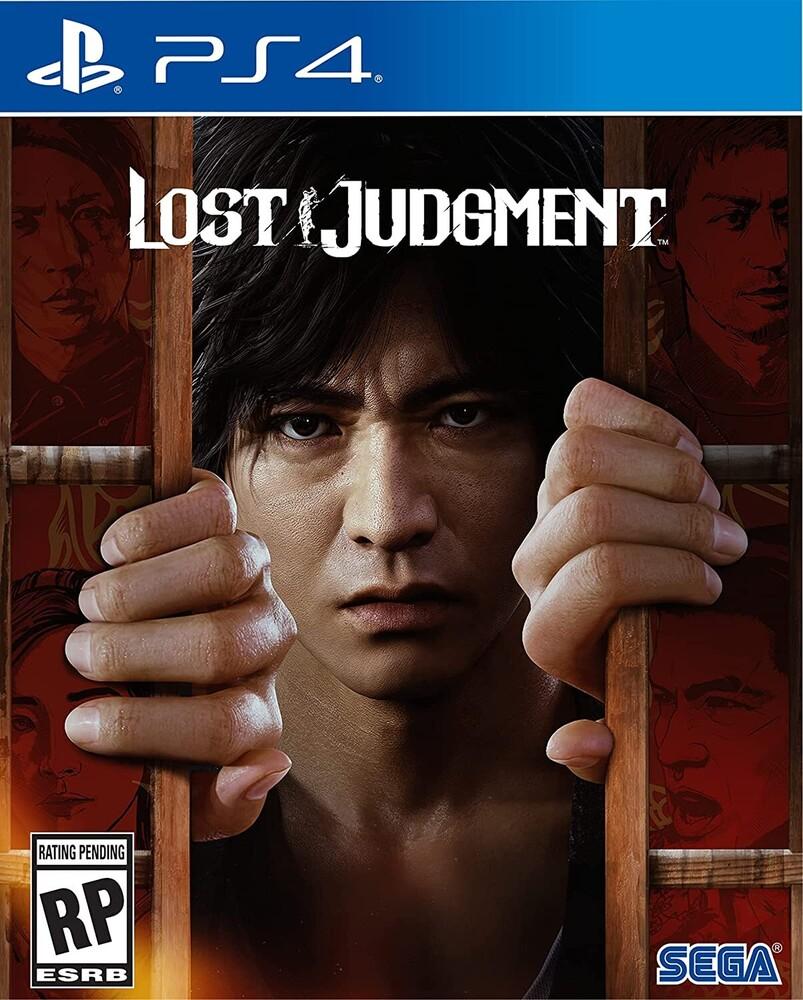 Ps4 Lost Judgement - Ps4 Lost Judgement