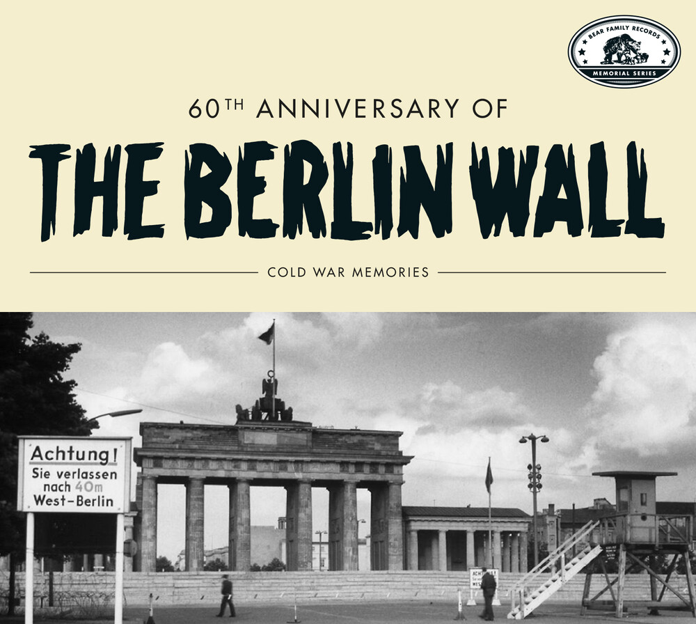 60th Anniversary Of The Berlin Wall: Cold / Var - 60th Anniversary Of The Berlin Wall: Cold / Var