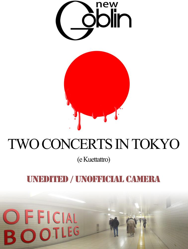 - 2 Concerts In Tokyo