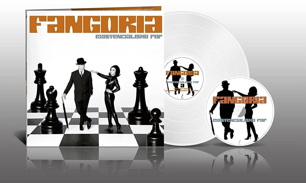 Fangoria - Existencialismo Pop (LP+CD)