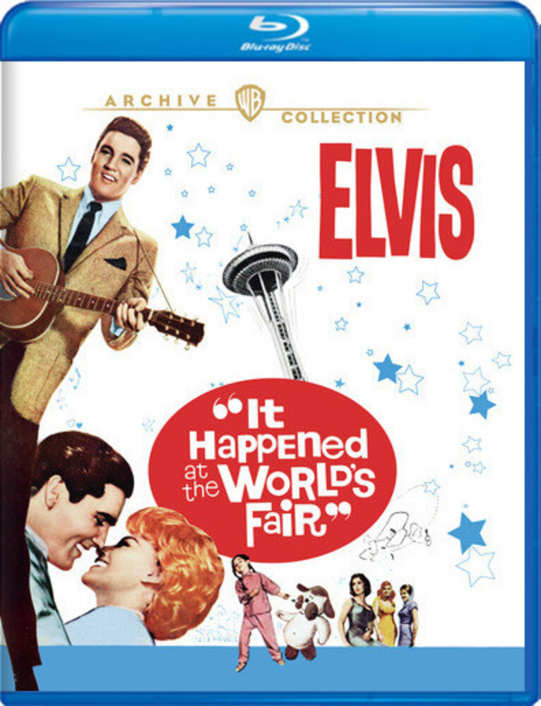 - It Happened At The World'sfair / (Mod)