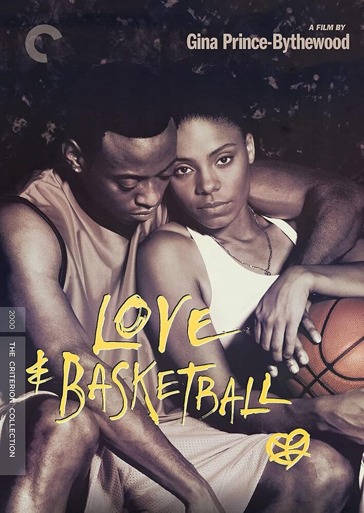 - Love & Basketball DVD