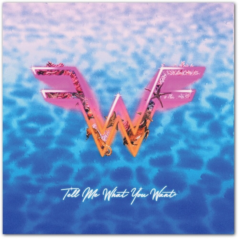 Weezer - Weezer X Wave Break (Tell Me What You Want)