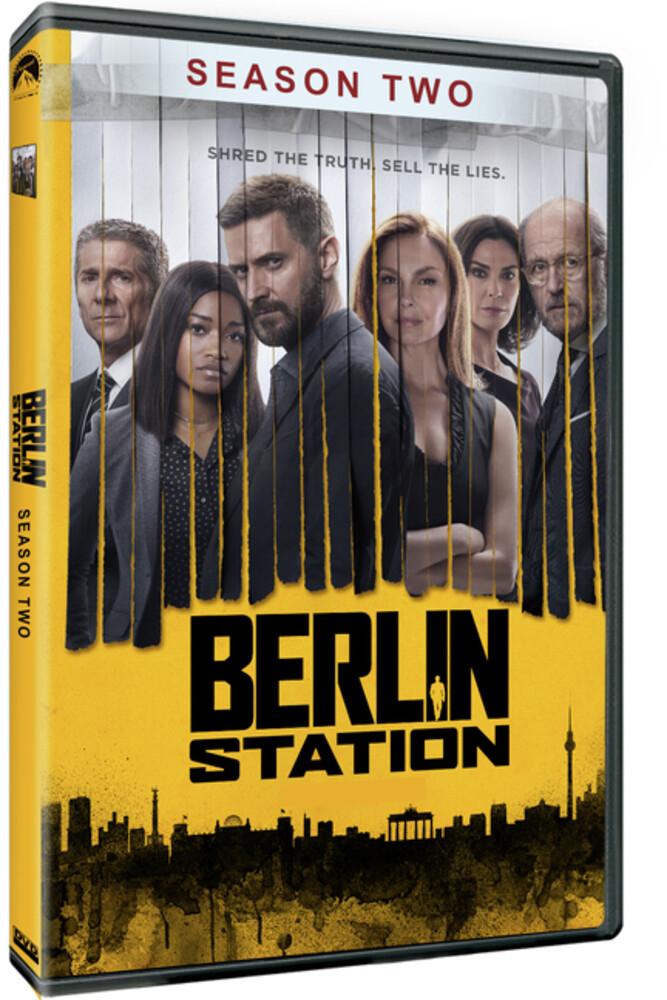 Berlin Station: Season 2 - Berlin Station: Season 2 (3pc) / (Full Mod 3pk)