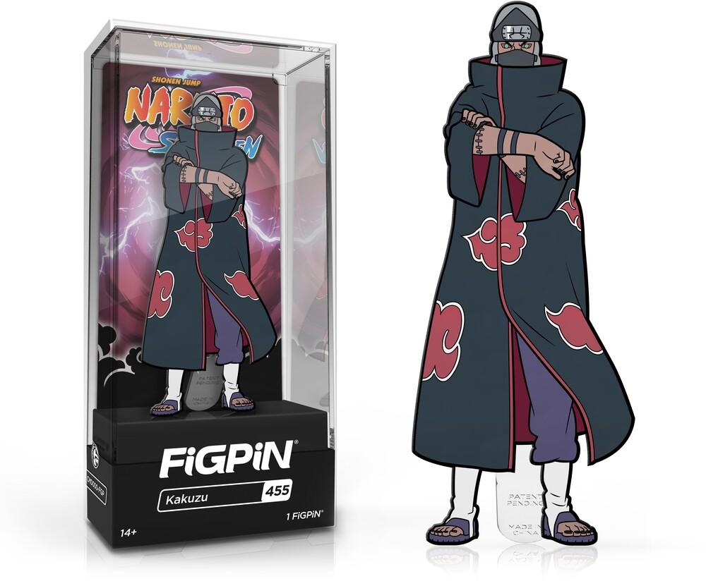 Figpin Naruto Shippuden Kakuzu #455 - Figpin Naruto Shippuden Kakuzu #455 (Clcb) (Pin)
