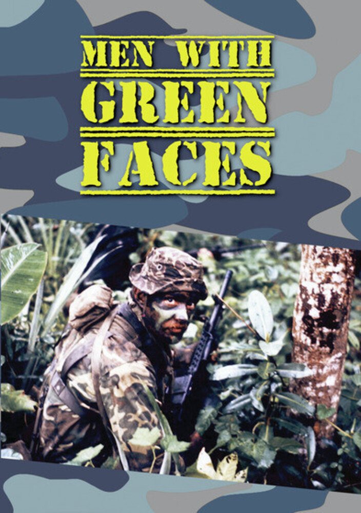 Men with Green Faces - Men With Green Faces / (Mod Dol)