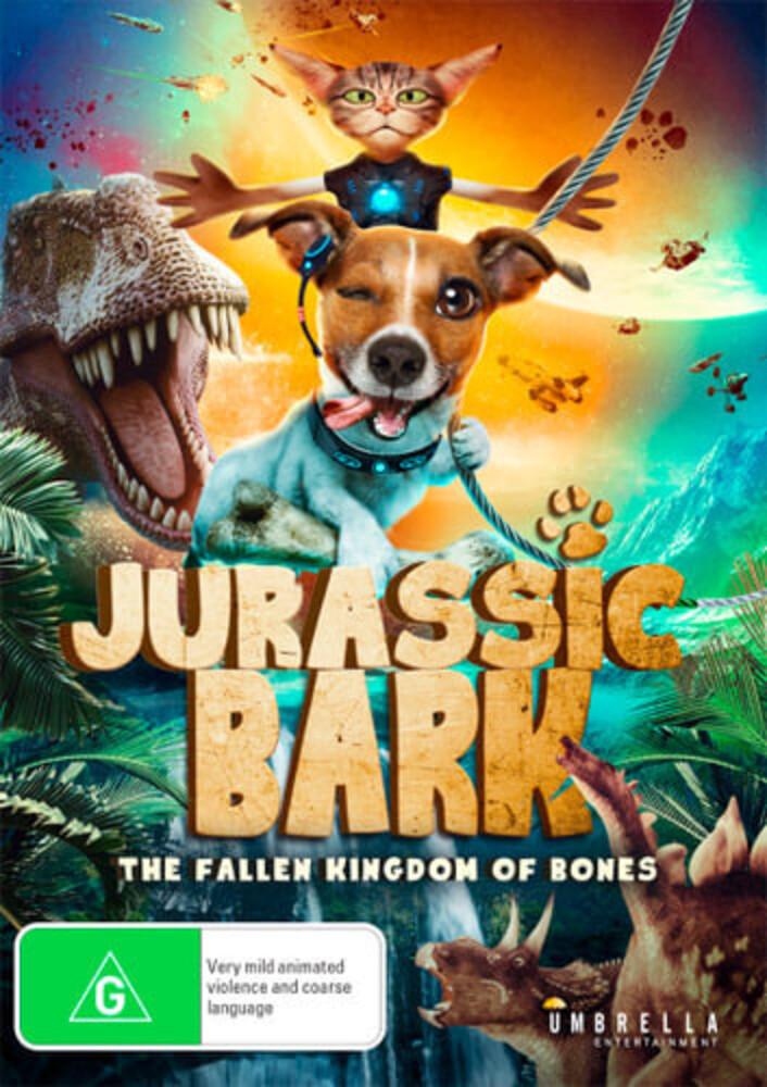 - Avenger Dogs: Jurassic Bark [NTSC/0]