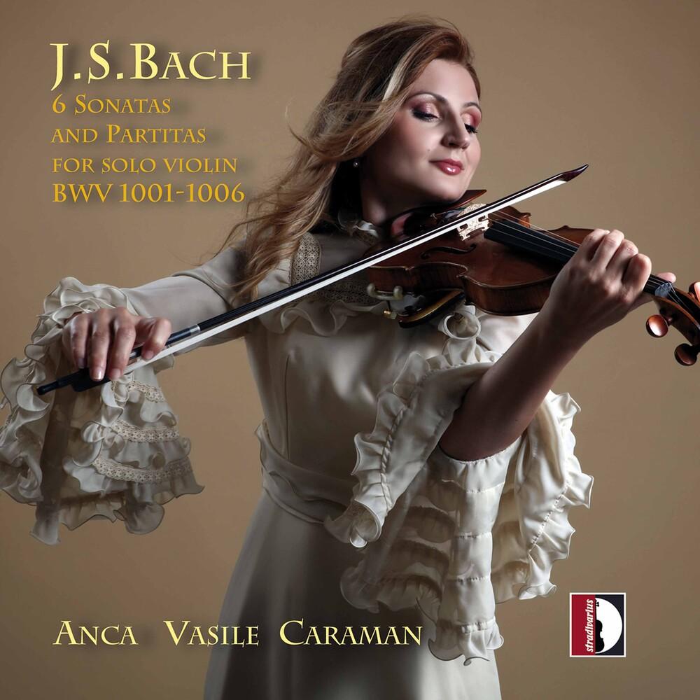 J Bach .S. / Anca Vasile Caraman - 6 Sonatas & Partitas (2pk)