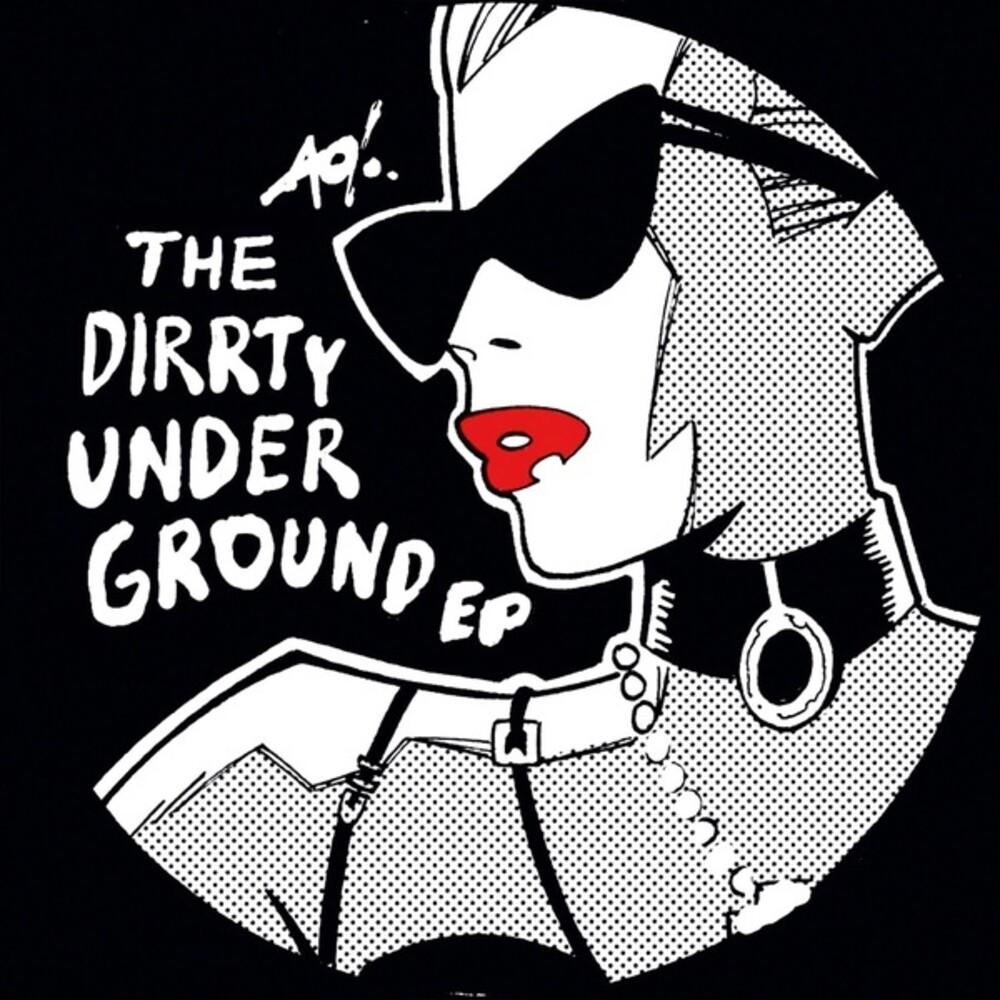 DJ T-1000 - Dirrty Underground (Uk)