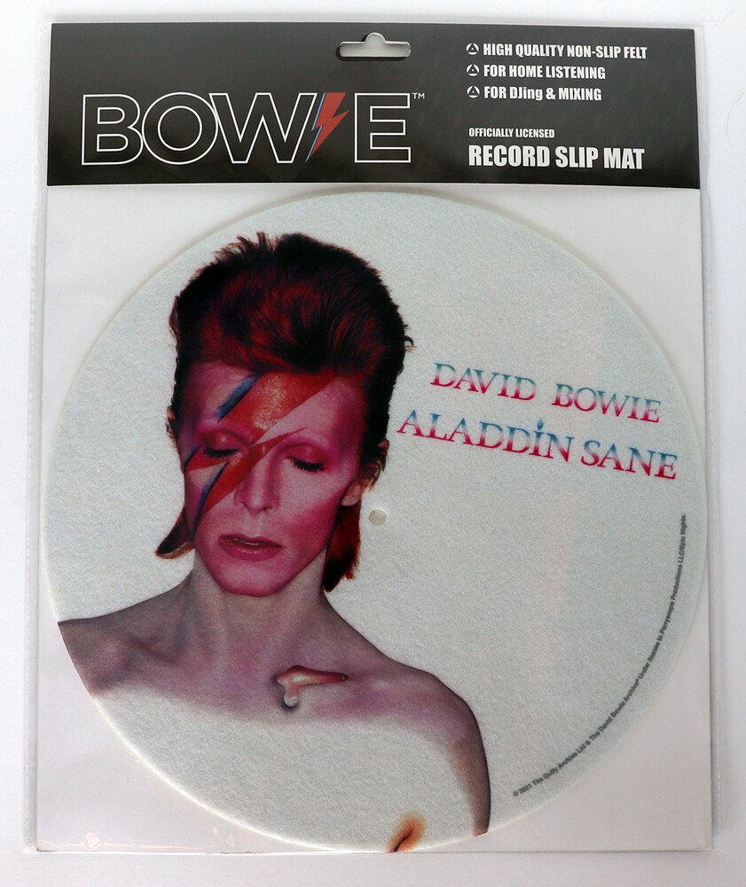 David Bowie - David Bowie - Aladdin Sane Slip Mat (Onsz)