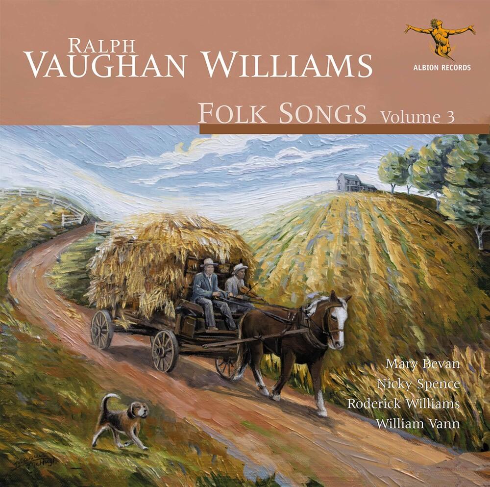 Williams / Vann - Folk Songs 3