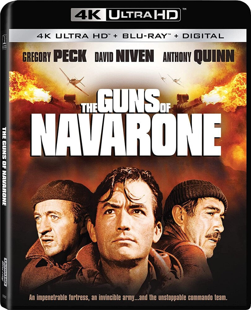 Guns Of Navarone - The Guns Of Navarone