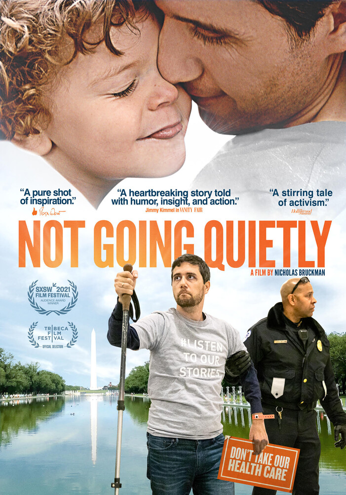 Not Going Quietly (2021) - Not Going Quietly (2021)