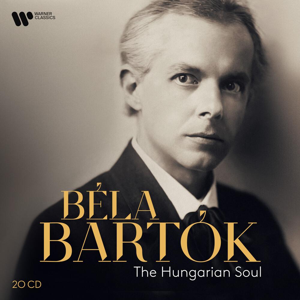 Bela Bartok - The Hungarian Soul / Various - Bela Bartok - The Hungarian Soul / Various