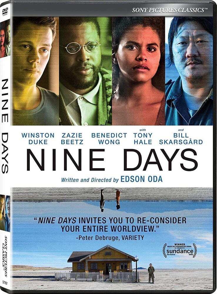 Nine Days - Nine Days / (Ac3 Sub Ws)