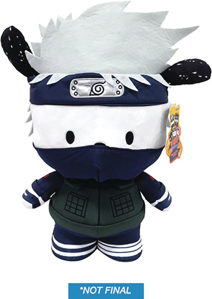- Naruto X Hello Kitty 13 Plush Kakashi