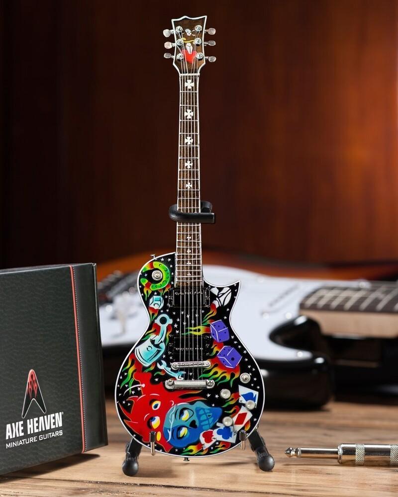 James Hetfield Metallica Kulture Mini Guitar - James Hetfield Metallica Kulture Mini Guitar (Fig)