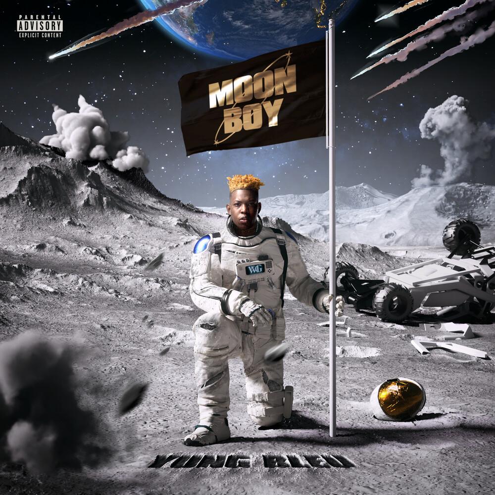 Yung Bleu - Moon Boy (Space Galaxy Vinyl) [Colored Vinyl]