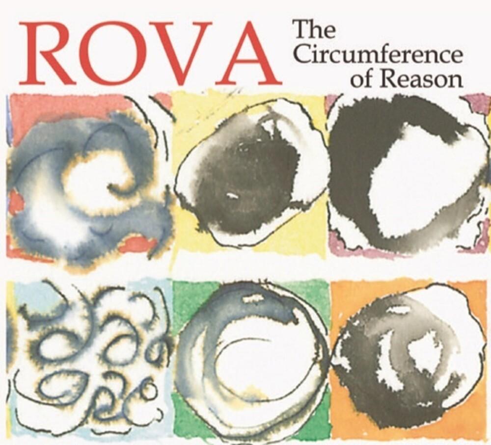 Rova Saxophone Quartet - Circumference Of Reason