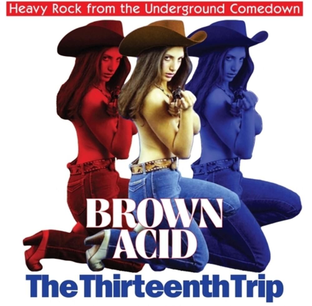 Brown Acid - The Thirteenth Trip / Various - Brown Acid - The Thirteenth Trip / Various
