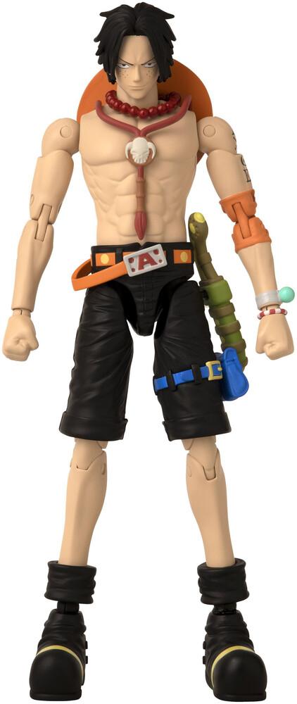 Anime Heroes One Piece - Anime Heroes One Piece Portgas D Ace (Afig) (Clcb)