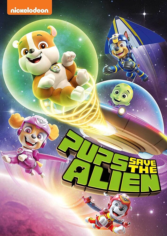 Paw Patrol: Pups Save the Alien - Paw Patrol: Pups Save The Alien / (Ac3 Dol Dub Ws)