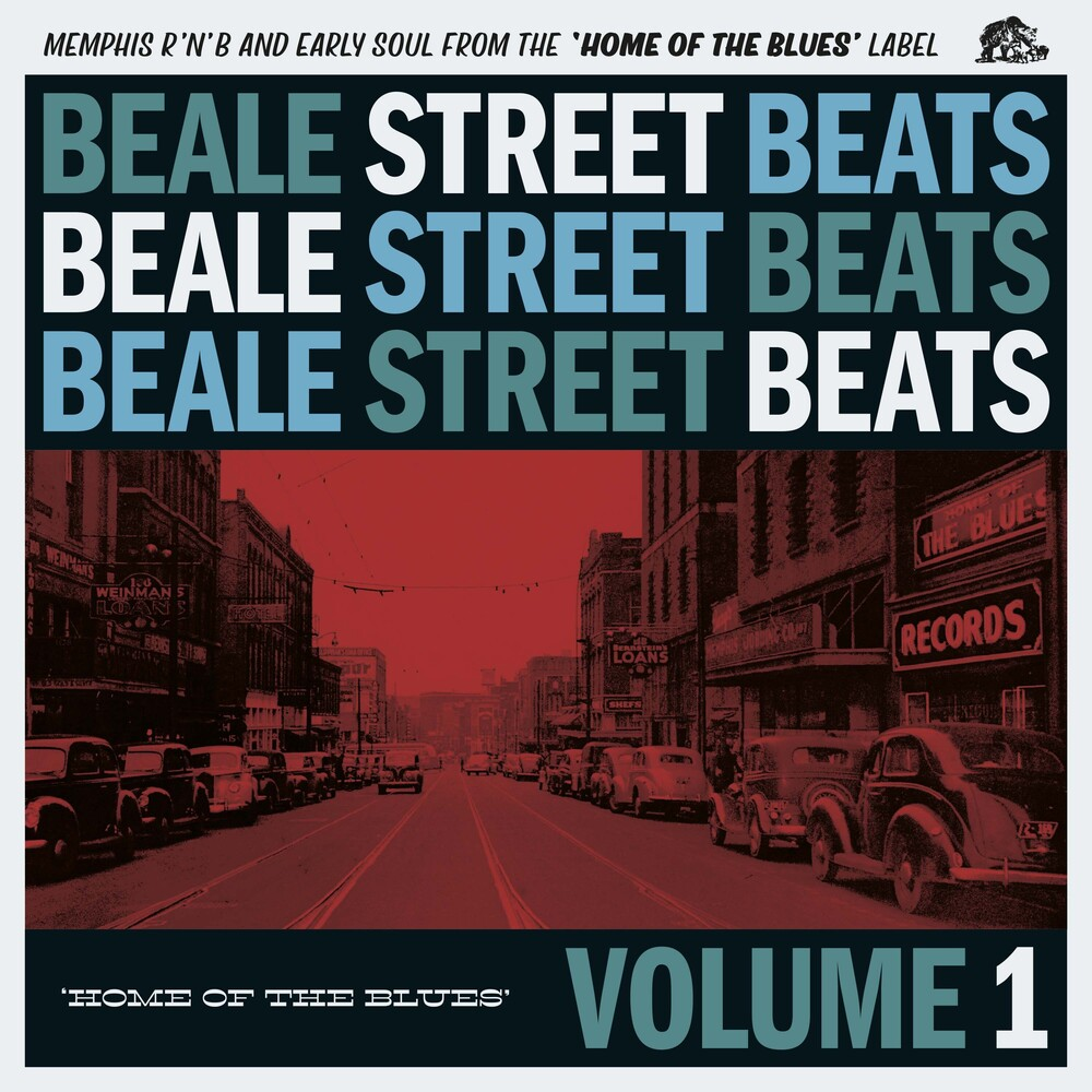 Beale Street Beats 1: Home Of The Blues / Various - Beale Street Beats 1: Home Of The Blues / Various
