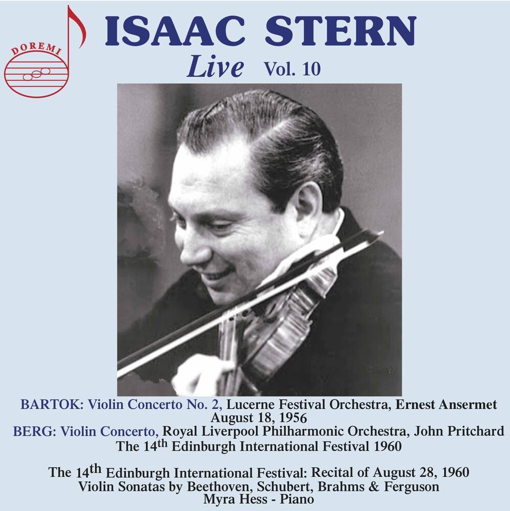 Isaac Stern Live 10 / Various (2pk) - Isaac Stern Live 10 / Various (2pk)