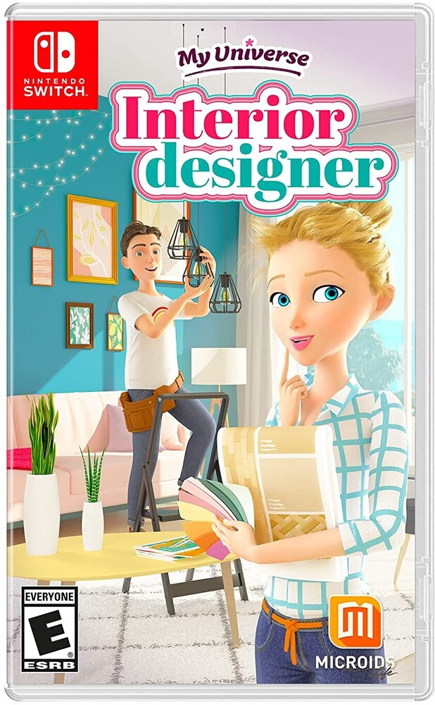 Swi My Universe: Interior Designer - Swi My Universe: Interior Designer