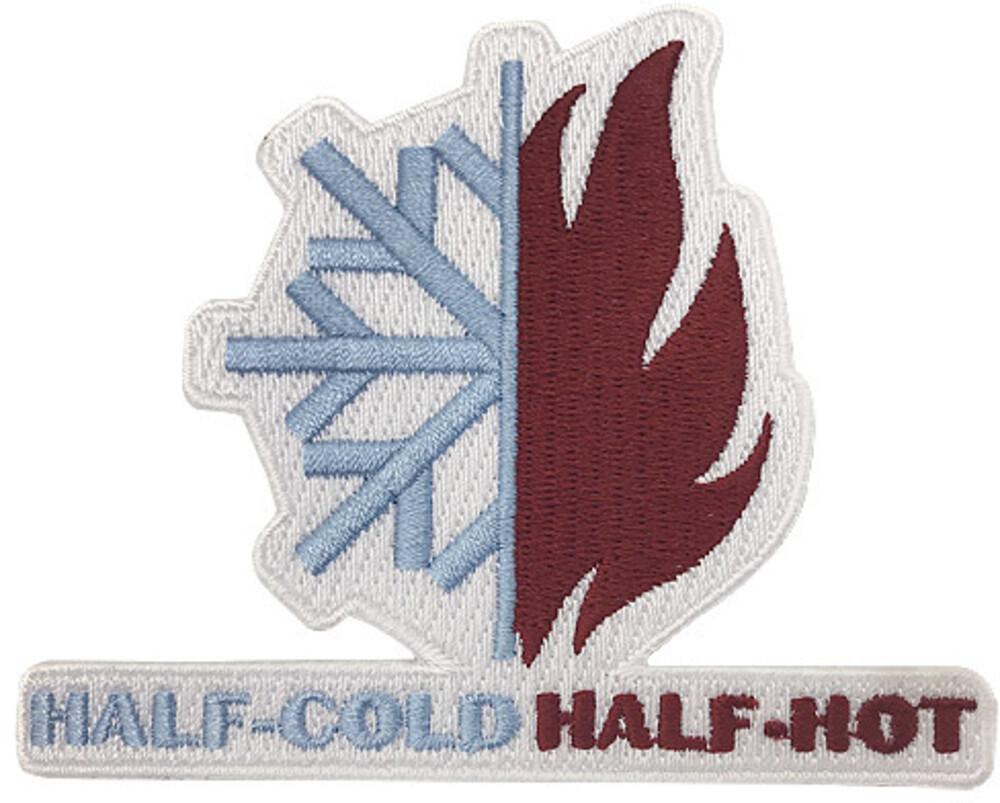 My Hero Academia Half-Cold Half Hot 4 Inch Patch - My Hero Academia Half-Cold Half Hot 4 Inch Patch