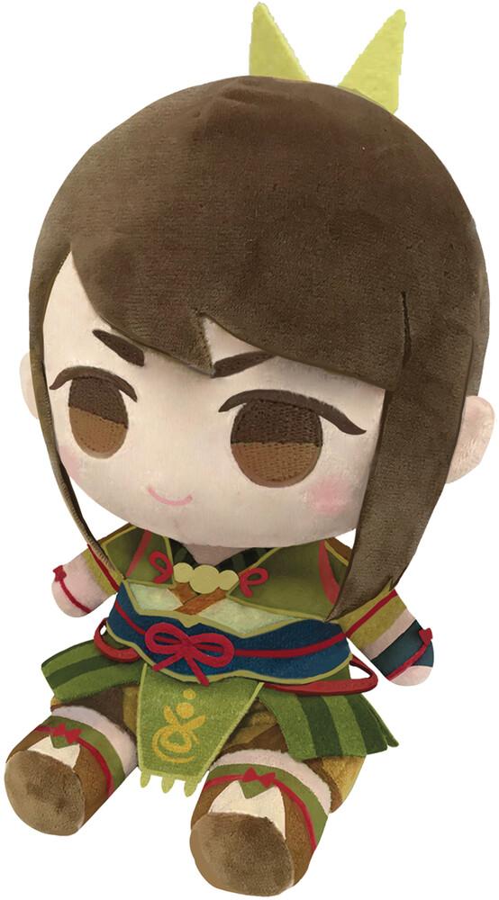 Capcom - Monster Hunter Chibi Plush Yomogi (Plus)