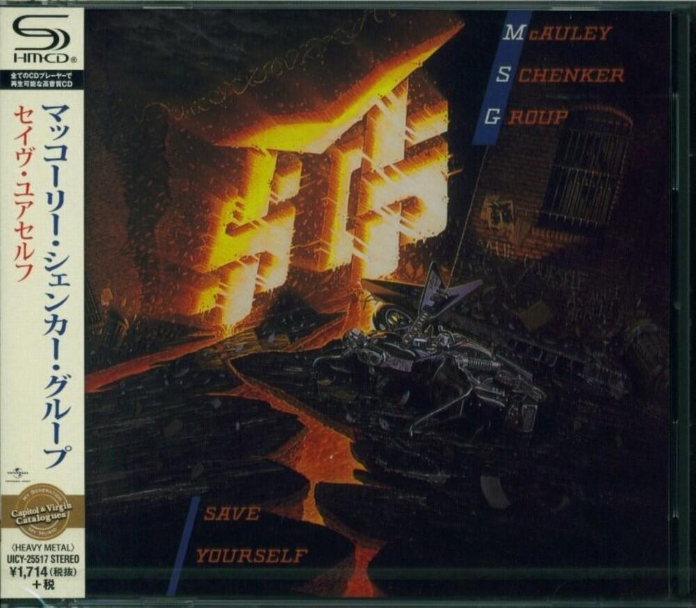 Michael Schenker - Save Yourself (Jpn) (Shm)