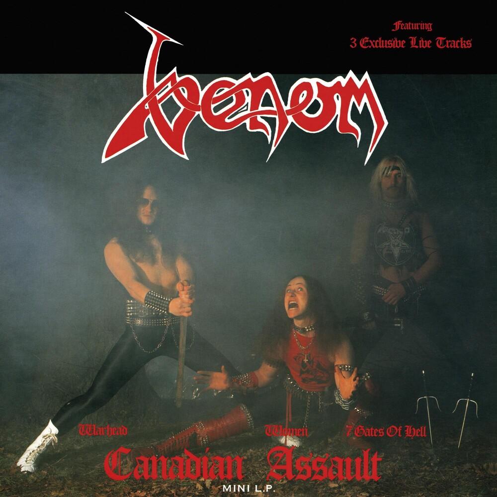 Venom - Canadian Assault (Uk)