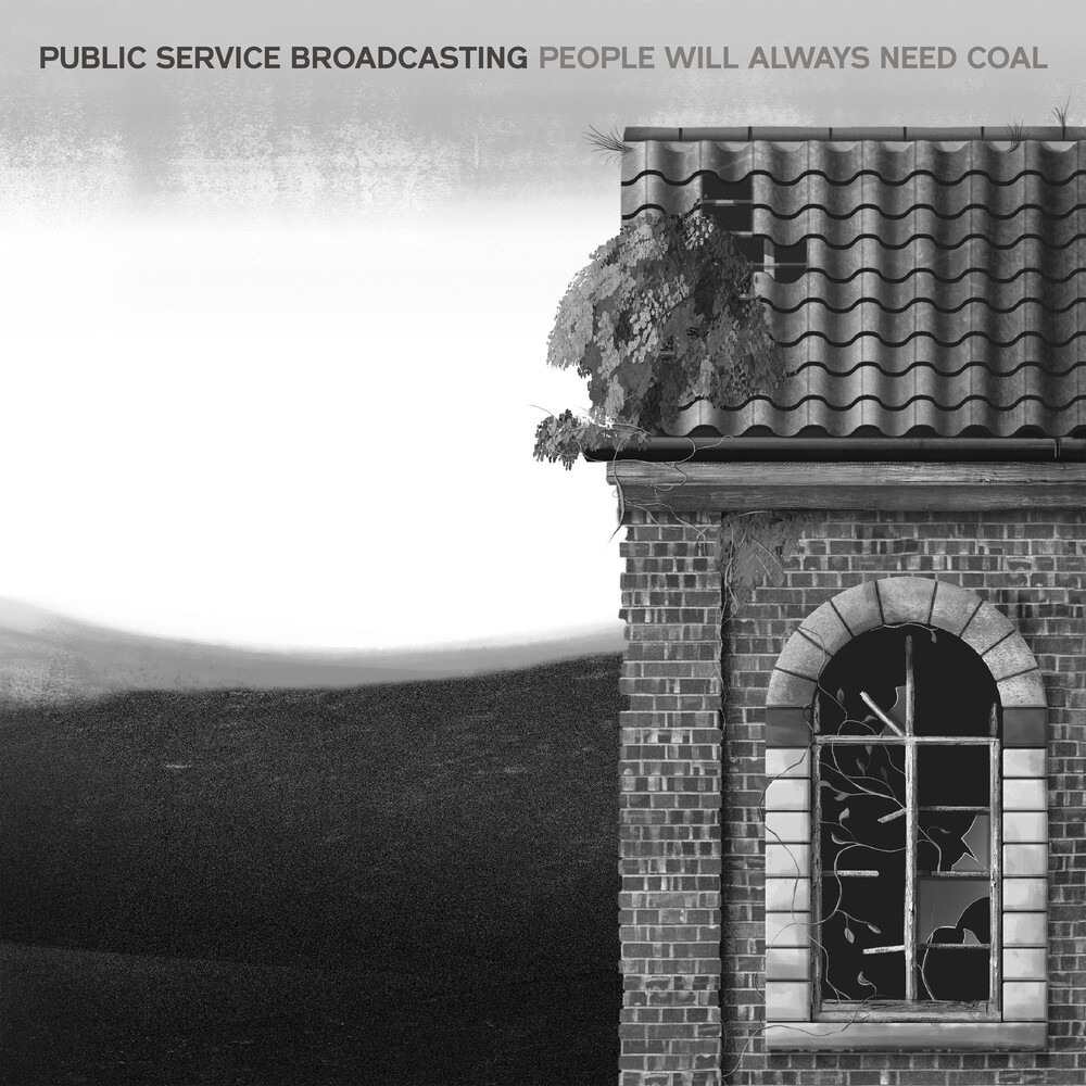 Public Service Broadcasting - People Will Always Need Coal [Limited Edition Vinyl Single]