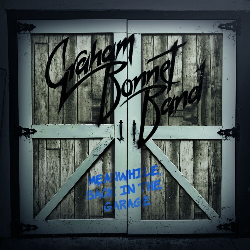 Graham Bonnet - Meanwhile, Back In The Garage