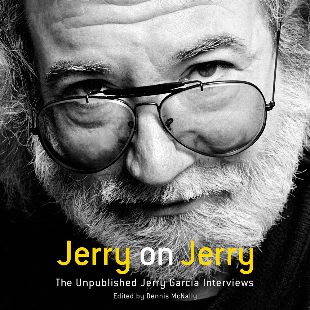 Jerry Garcia - Jerry On Jerry [Limited Edition LP]