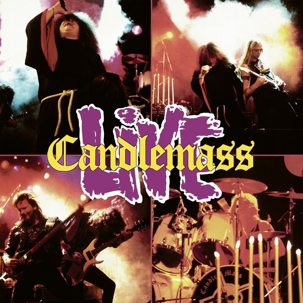 Candlemass - Candlemass Live [LP]