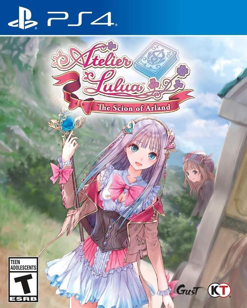Ps4 Atelier Lulua: The Scion of Arland - Atelier Lulua: The Scion of Arland for PlayStation 4