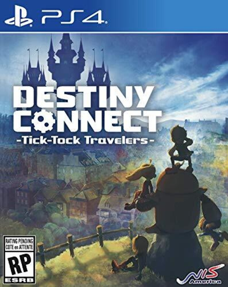 - Destiny Connect: Tick-Tock Travelers for PlayStation 4