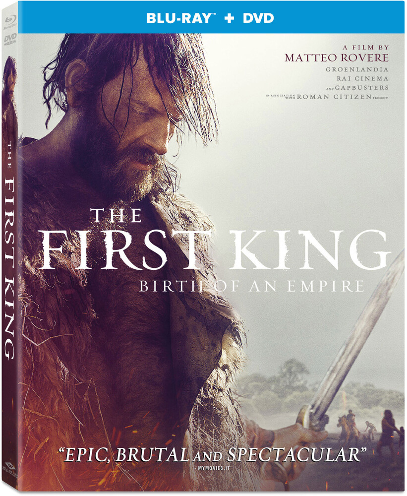 - The First King: Romulus And Remus