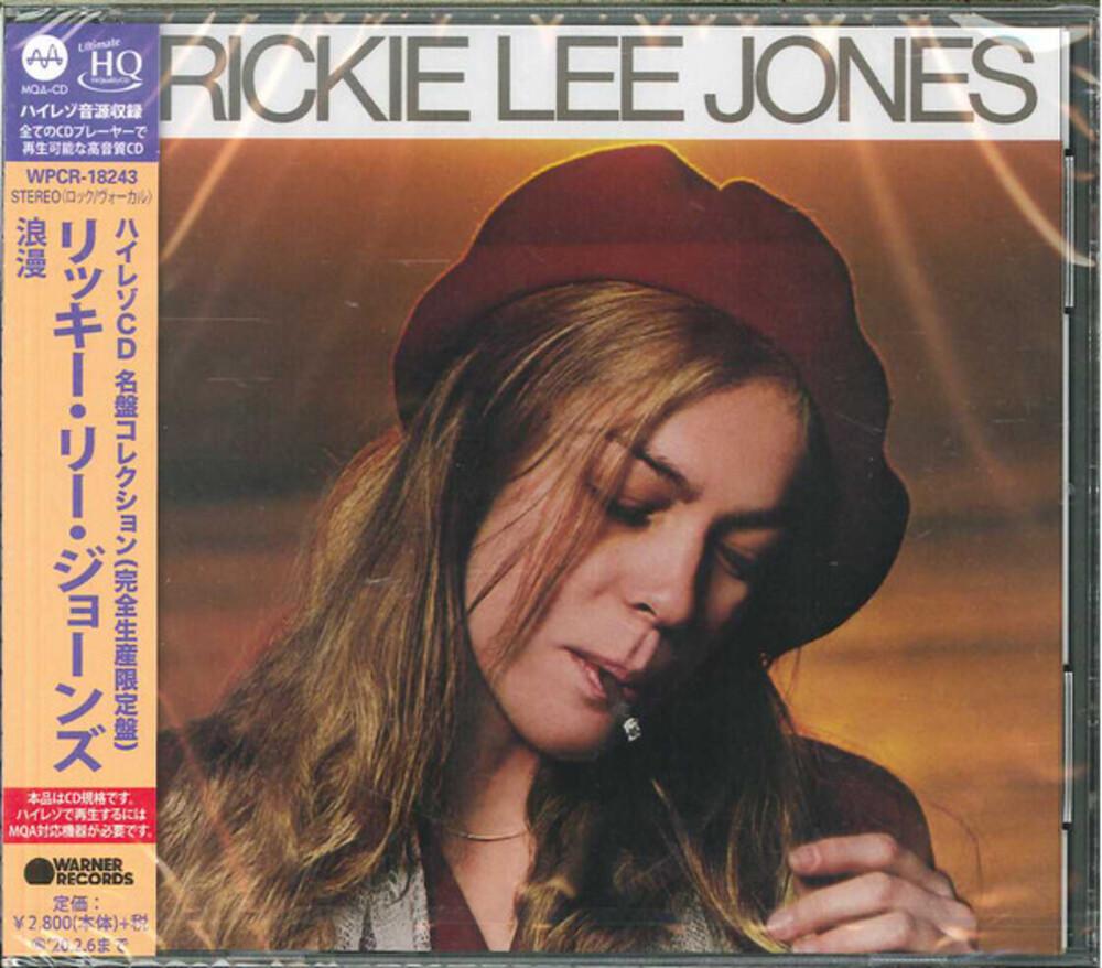 Rickie Jones Lee - Rickie Lee Jones [Reissue] (Jpn)