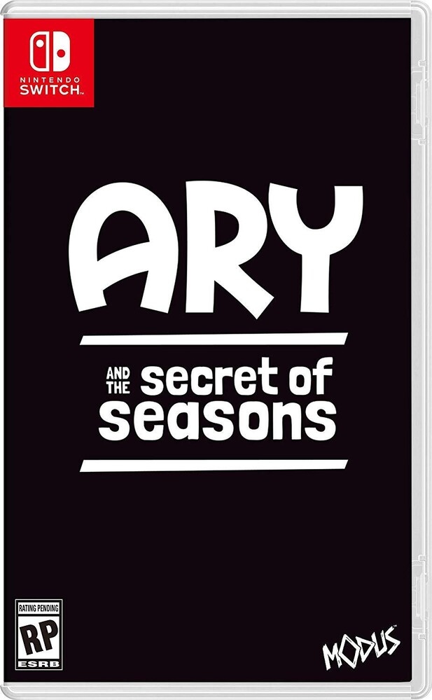 - Ary & The Secret Seasons