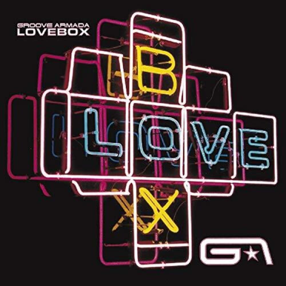 Groove Armada - Lovebox