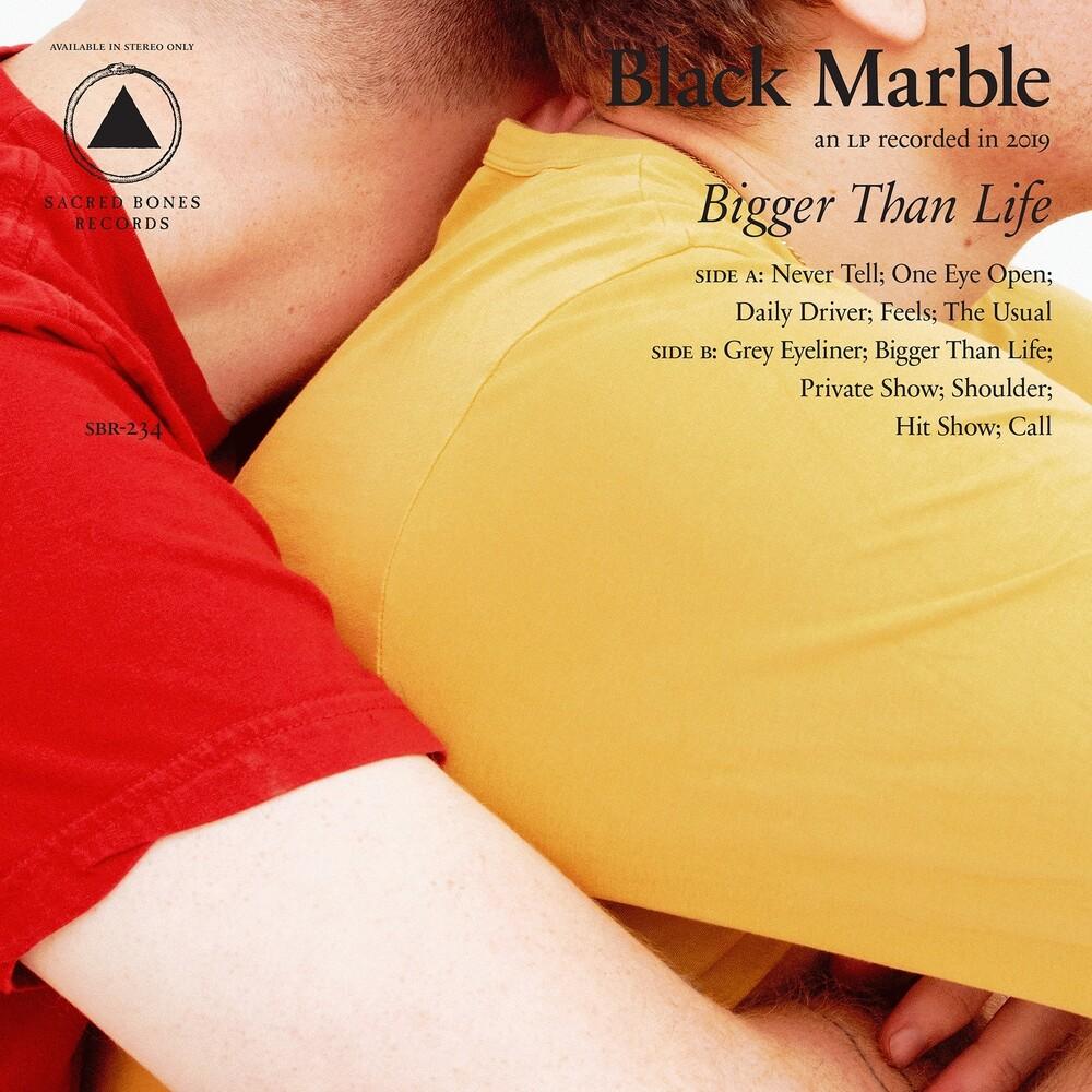 Black Marble - Bigger Than Life