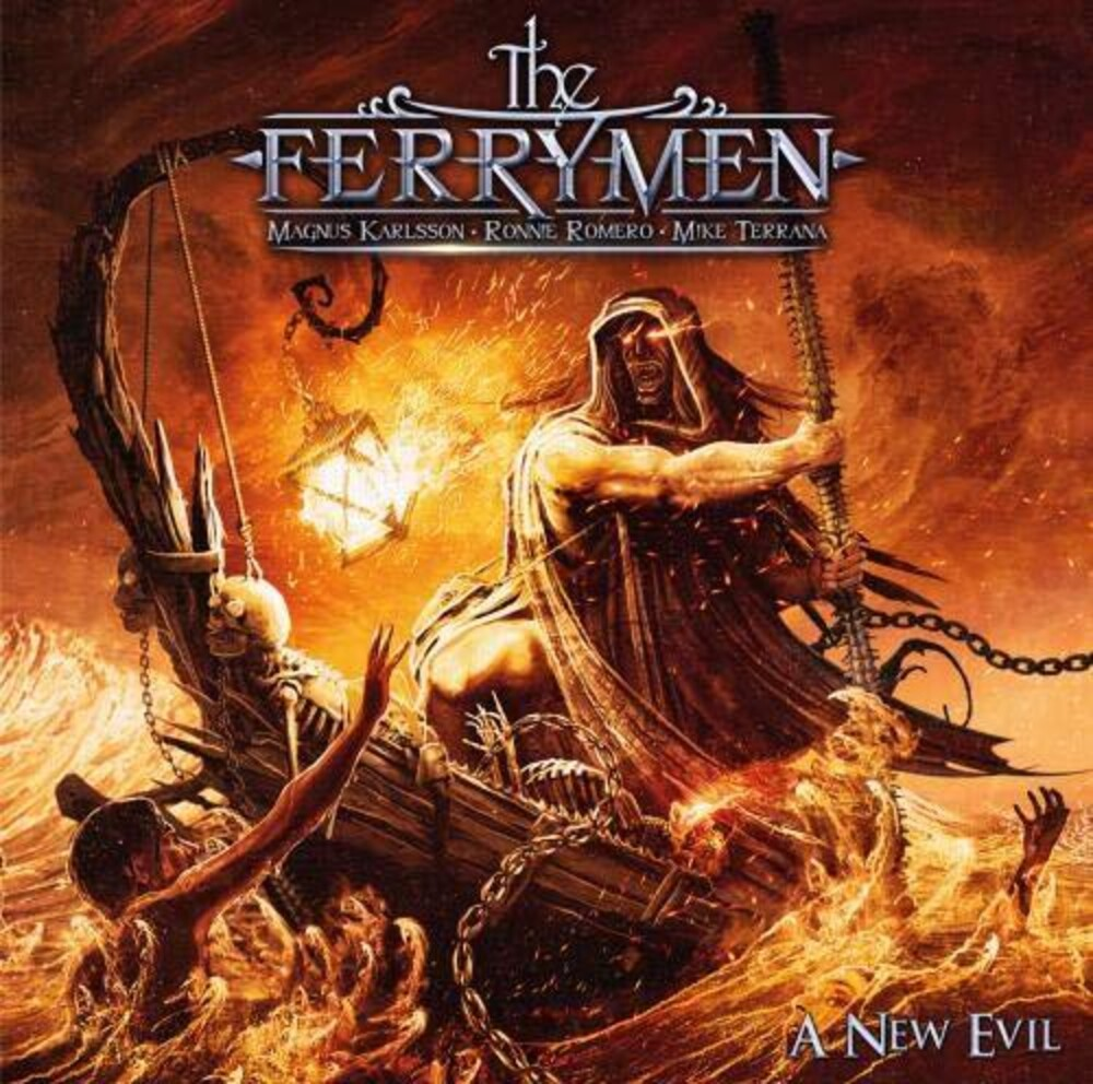 The Ferrymen - A New Evil [Import]
